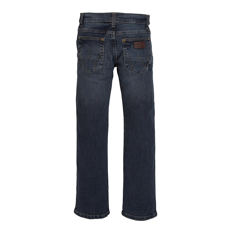 Wrangler Boys Retro Slim Straight Jean Jerome