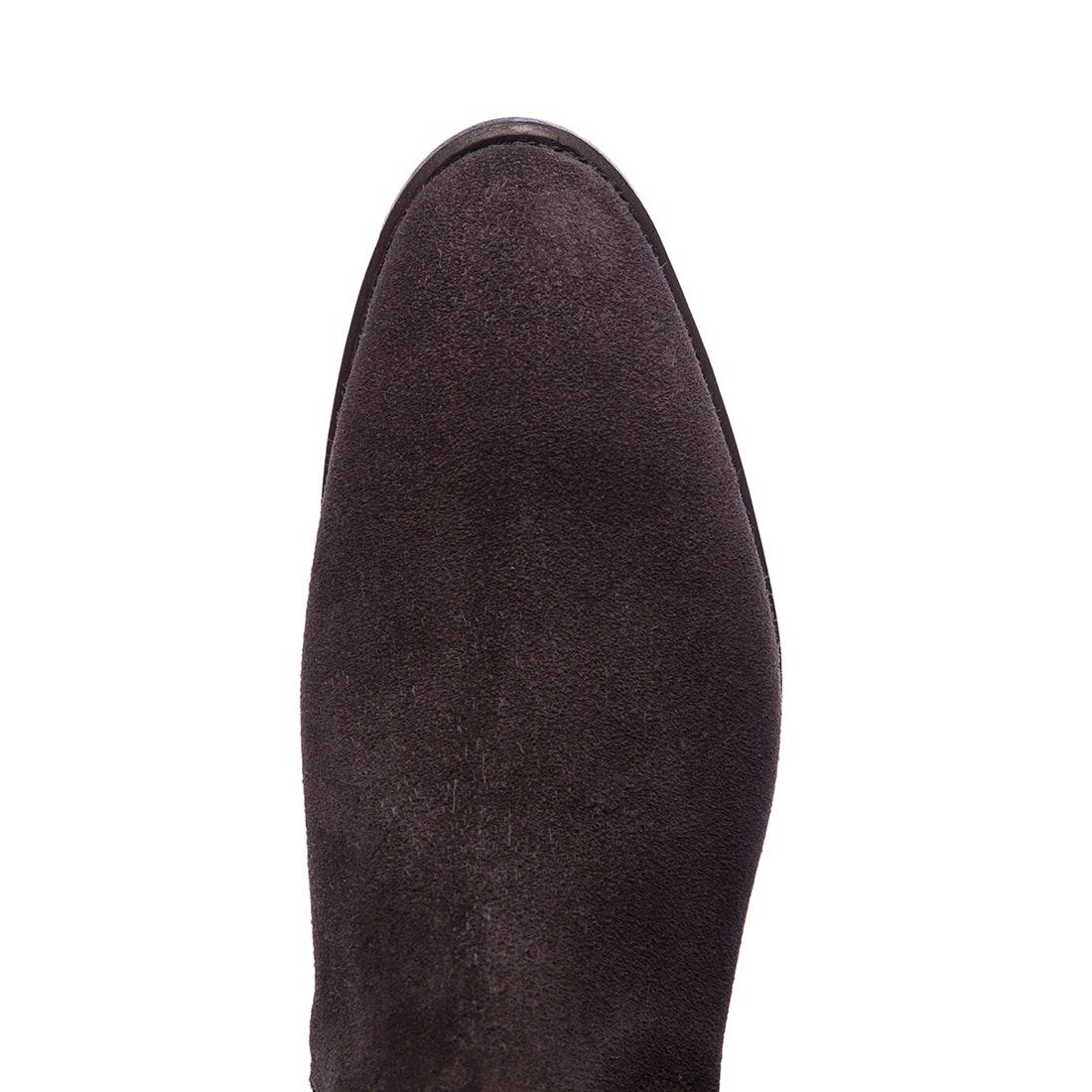8bbbd62c0c1 Womens Suede Adelaide Boots Chocolate