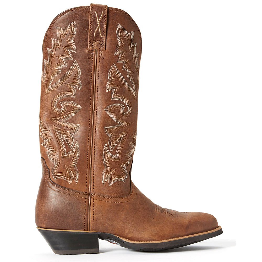 Twisted X Mens Western Latigo/Latigo