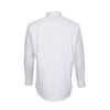 R.M.Williams Button Down Collar Single Pocket Milton Shirt White Regular Fit