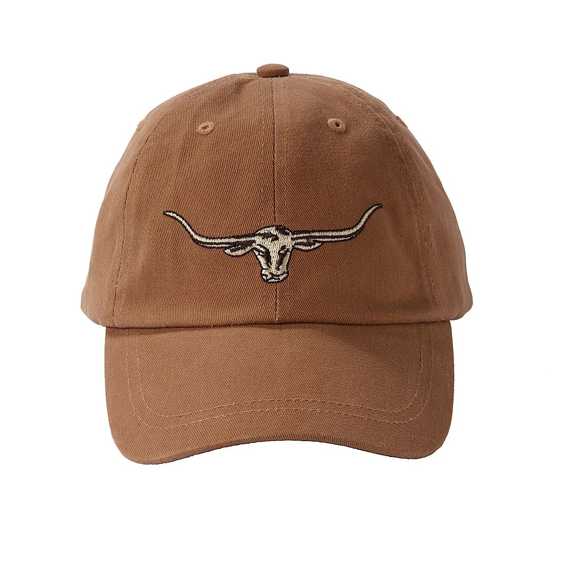 R.M.Williams Steers Head Logo Cap Camel