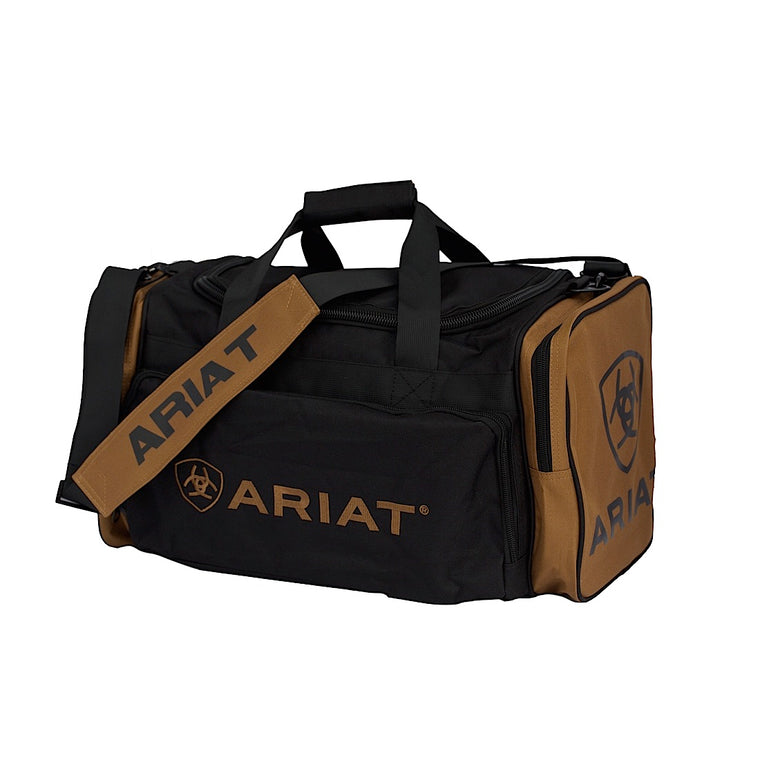 Ariat Junior Gear Bag Khaki/Black