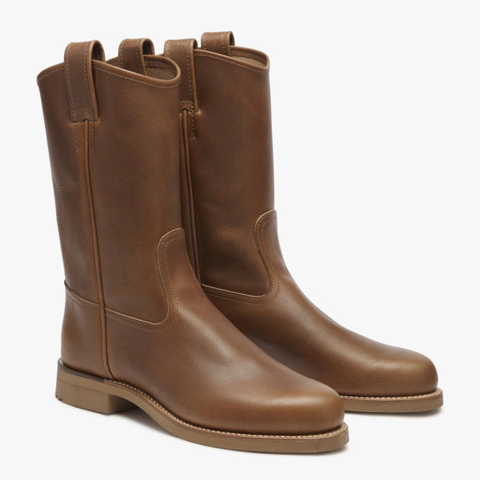 Ariat Women's Tracey Wellington Work Boots Composite Toe Dusted Brown Size 11(M)