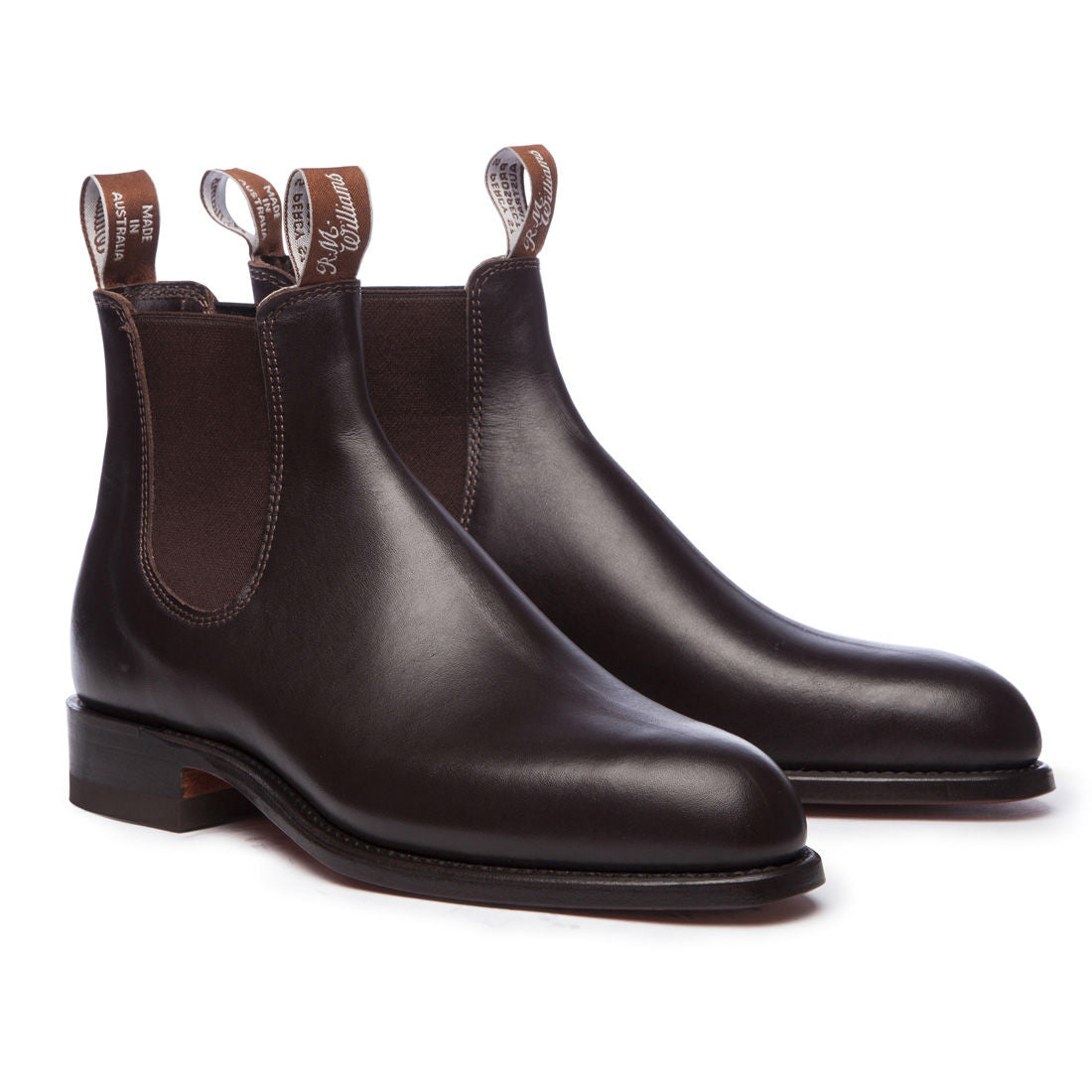 Classic Turnout Boot Chestnut