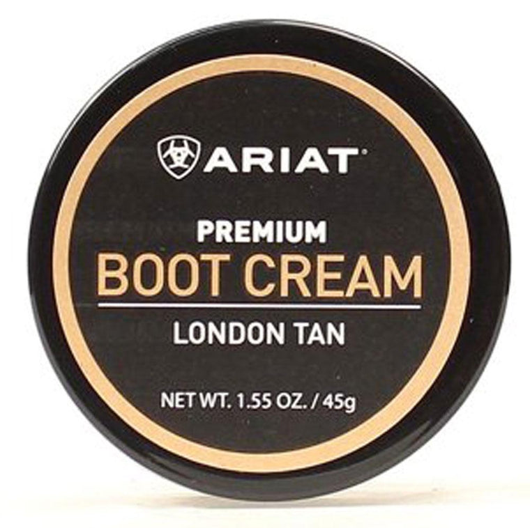 Ariat Boot Polish London Tan