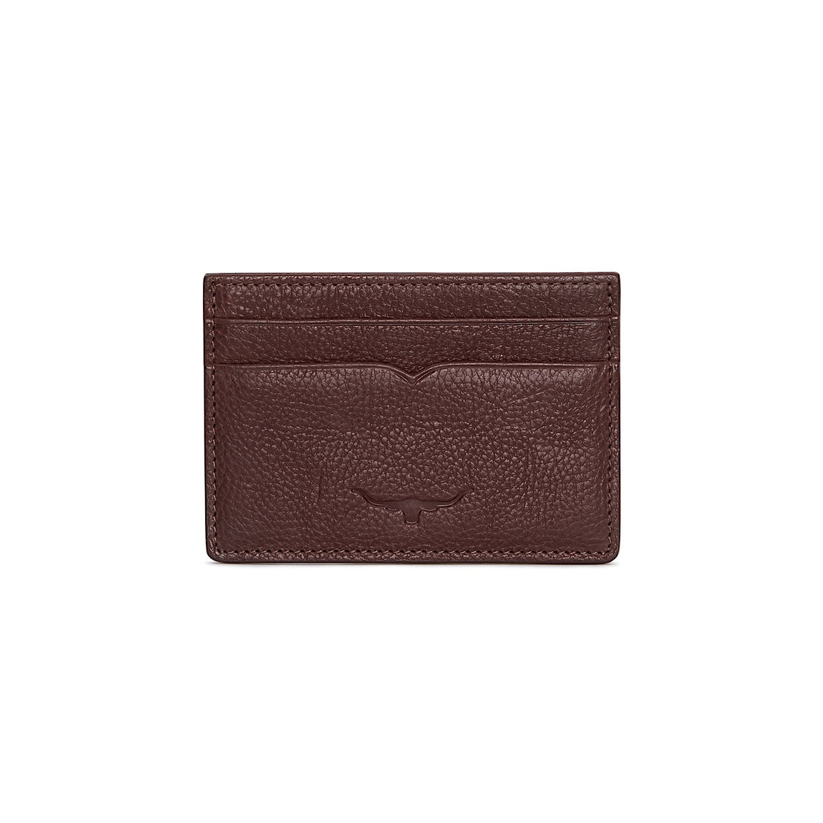 R.M.Williams City Chestnut Credit Card Holder