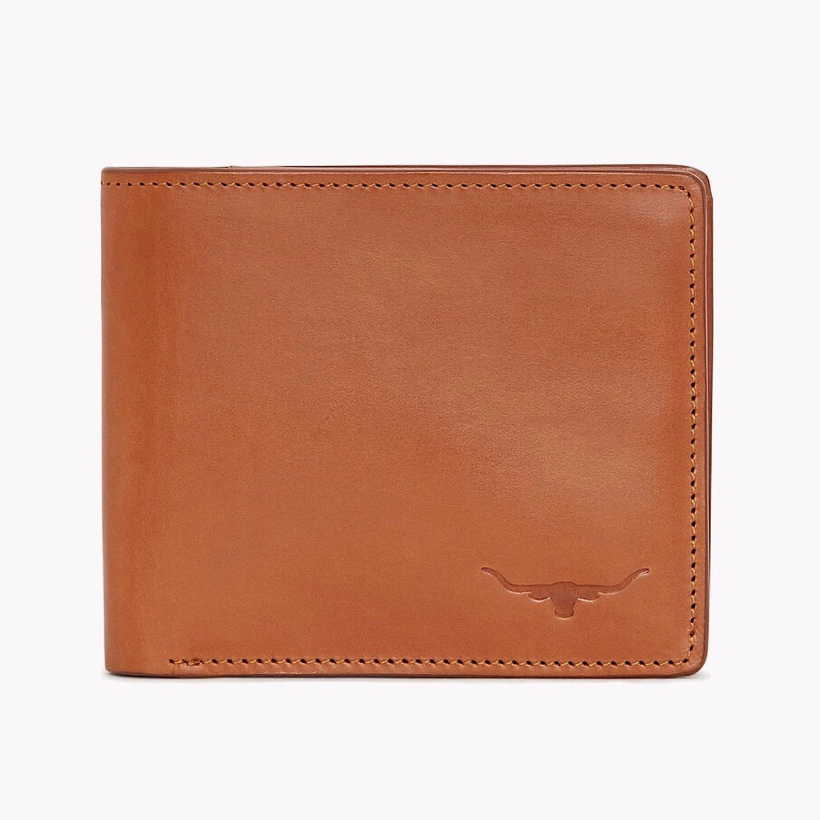 R.M.Williams City Wallet with Coin Pocket Tan CLM9ACH360100