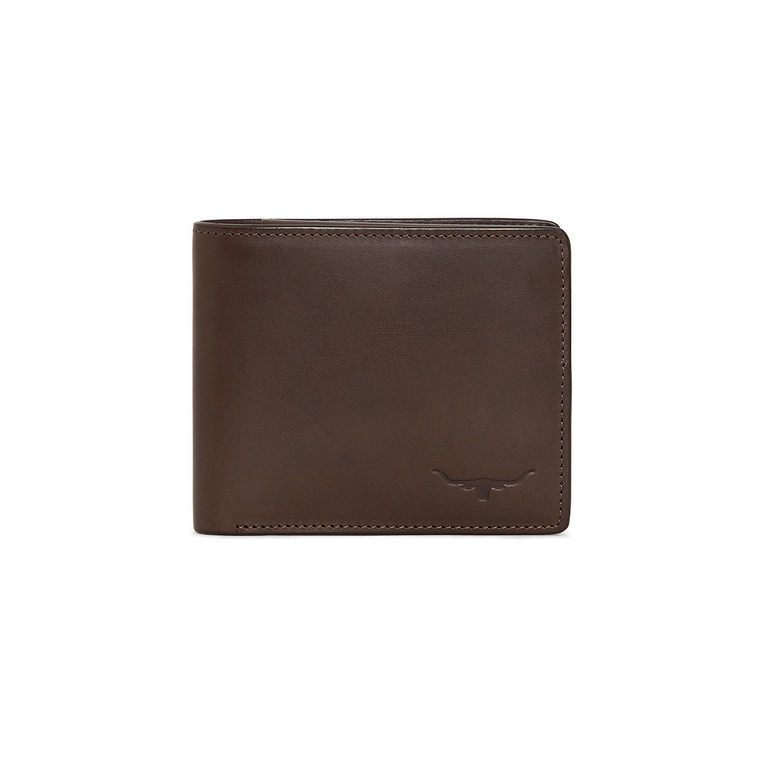R.M.Williams City Chestnut Wallet with Coin Pocket CLM9ACH410100
