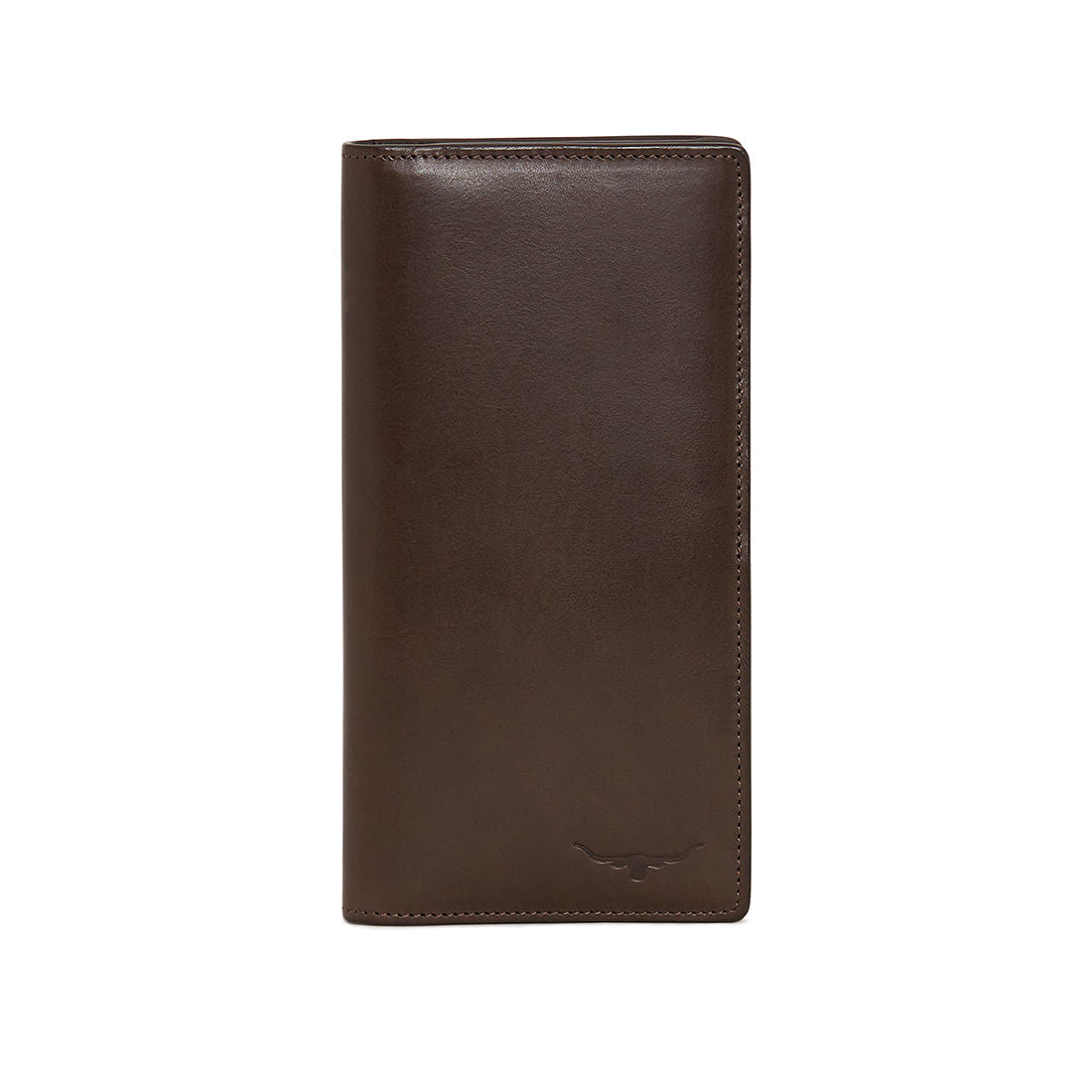 R.M.Williams City Coat Bi Fold Wallet Chestnut CLM9ECH410100