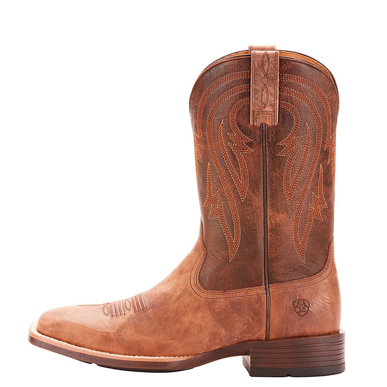Ariat Mens Plano Tannin/Tack Room Brown
