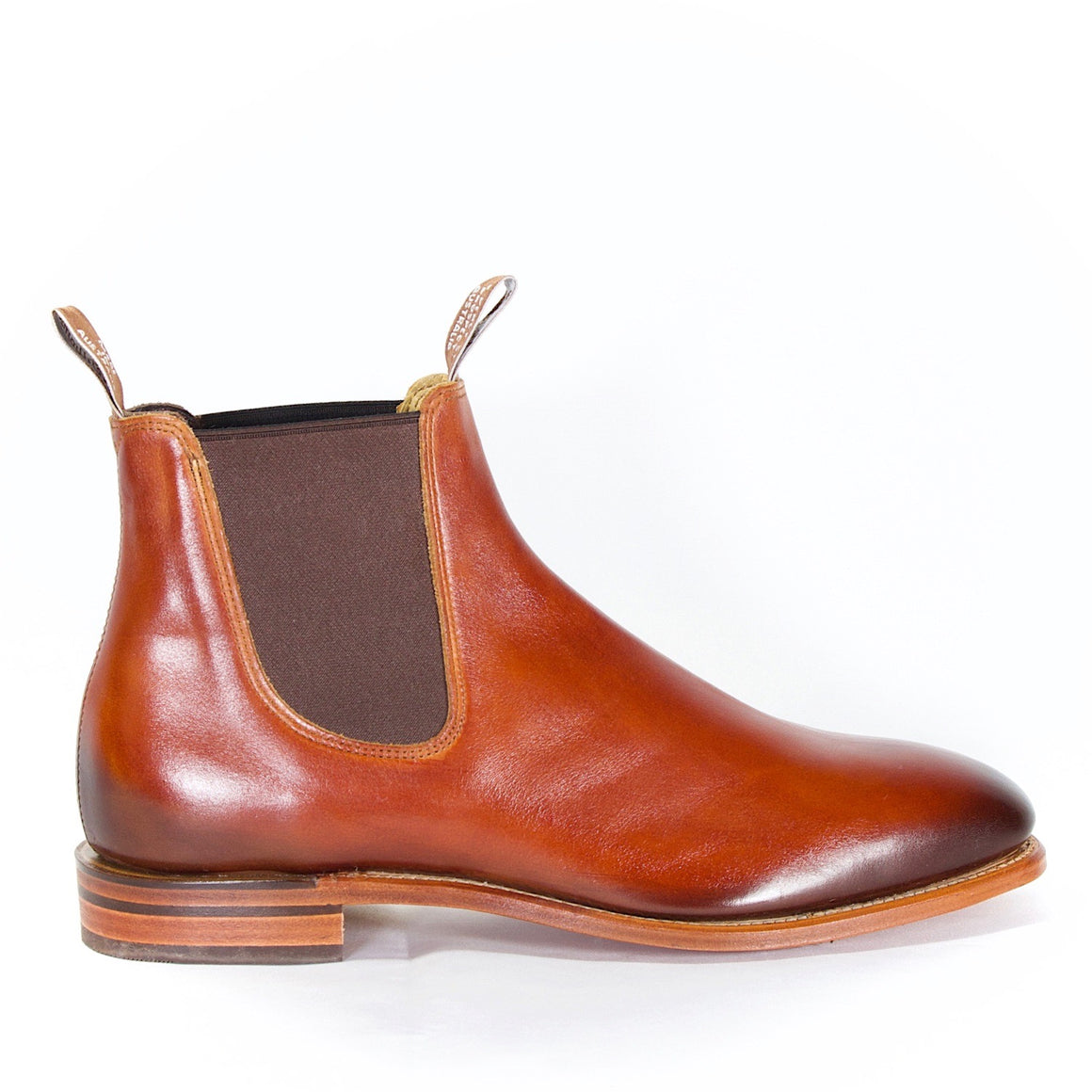 Chinchilla Boot Cognac