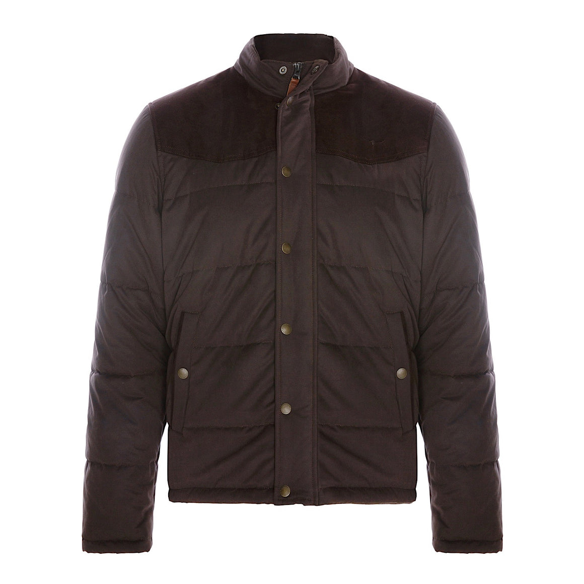 R.M.Williams Carnarvon Jacket Chocolate