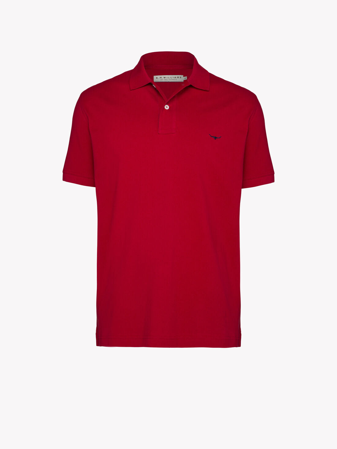 R.M.Williams Rod Polo Red