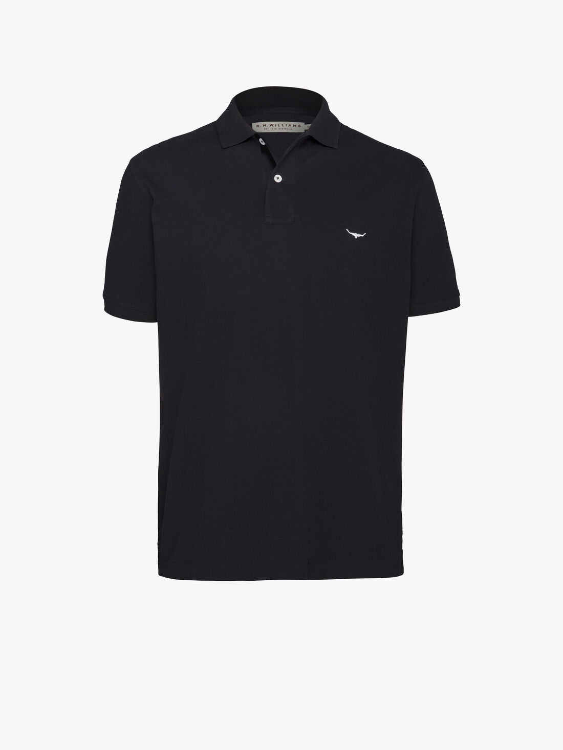 R.M.Williams Rod Polo Black