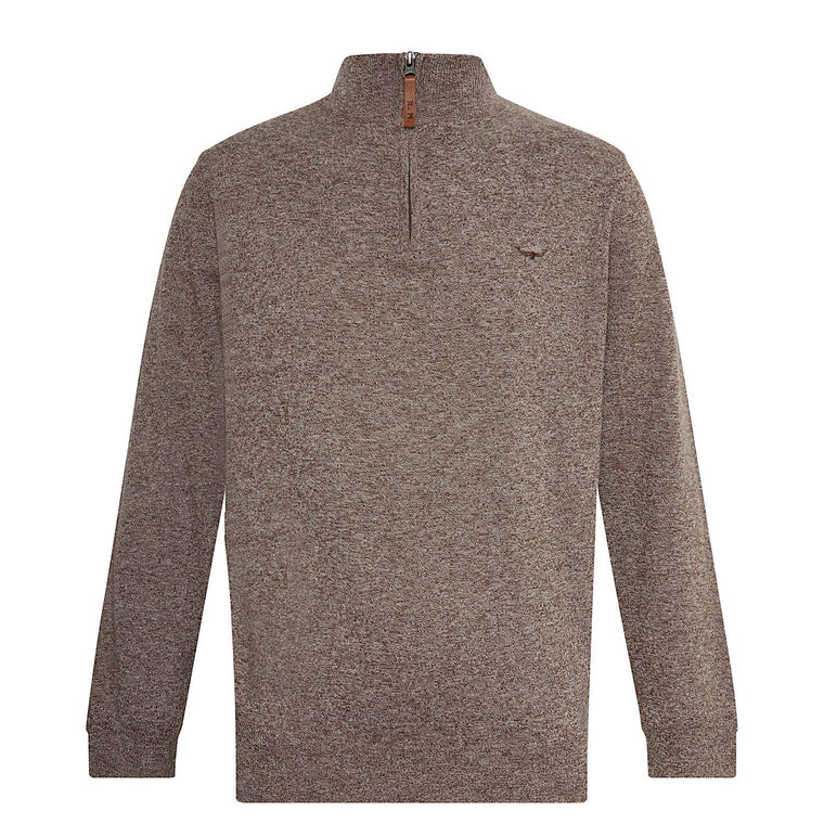 R.M.Williams Ernest Sweater Expresso