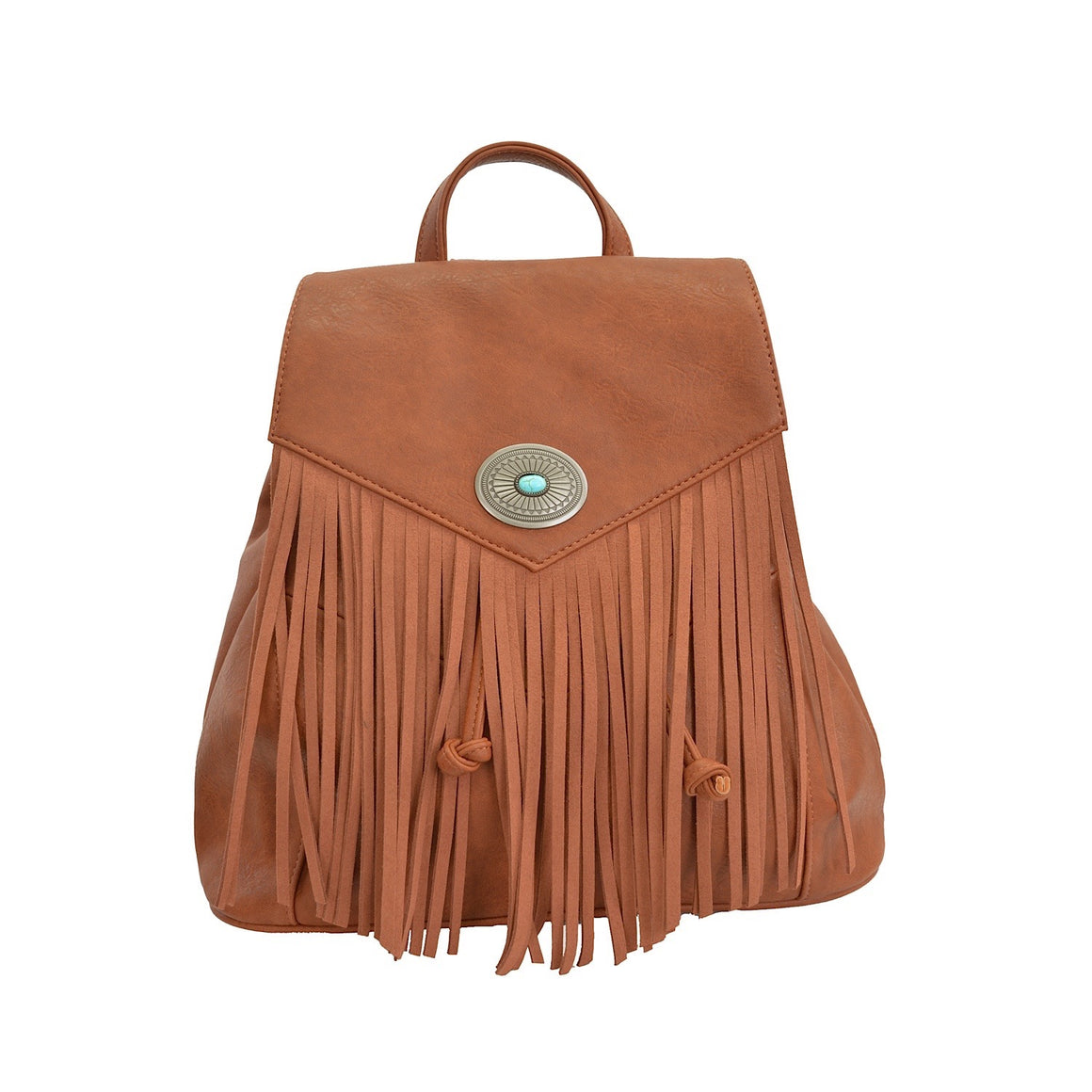 Pure Western Womens Carly Backpack Tan