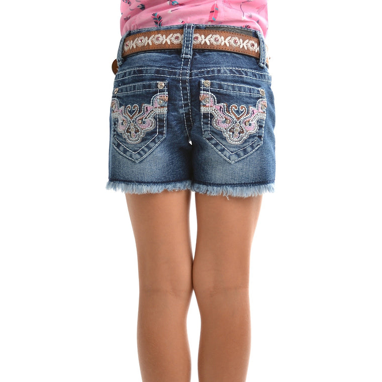 Pure Western Girls Ruby Short Night Fray