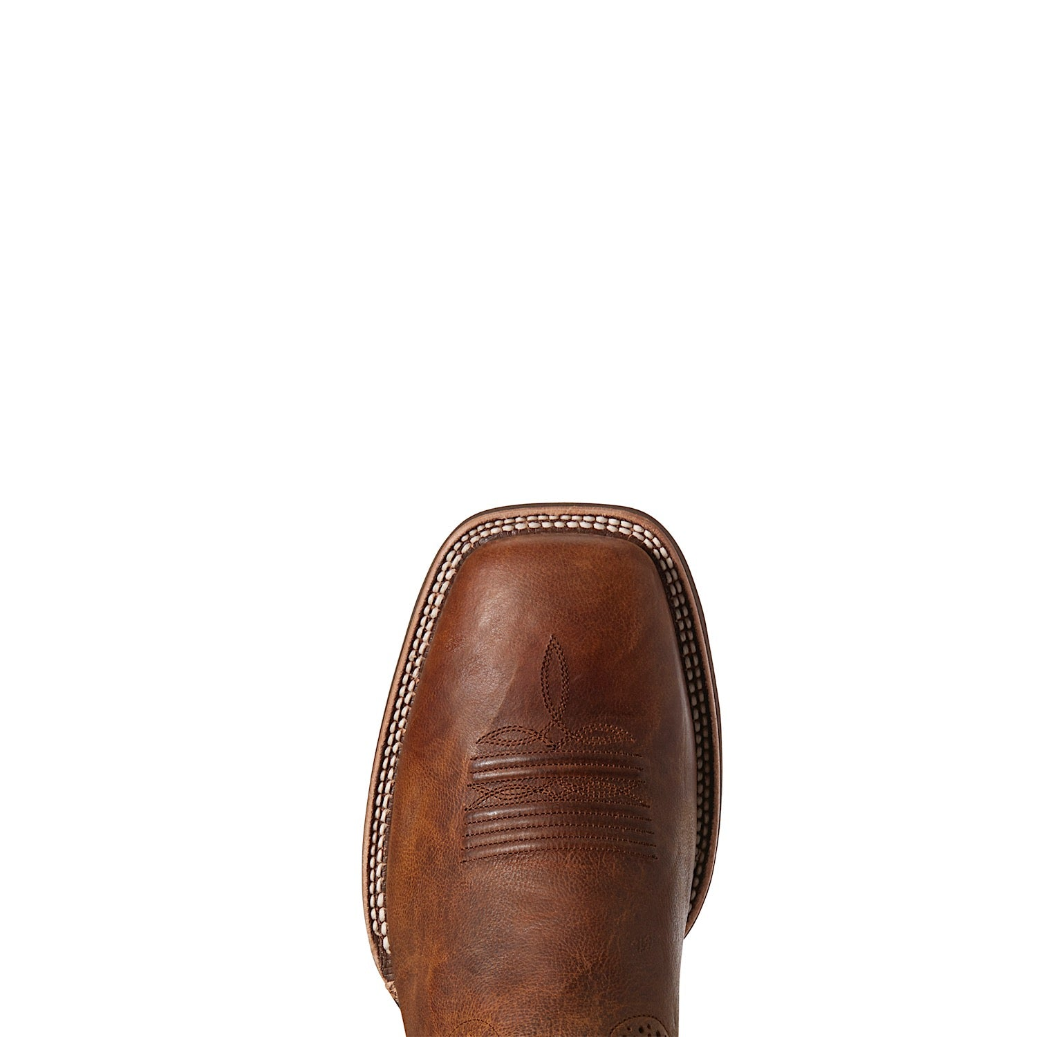 970e0d2b2db Ariat Mens Tycoon Western Boot Sorrel Crunch/Tack Room Brown