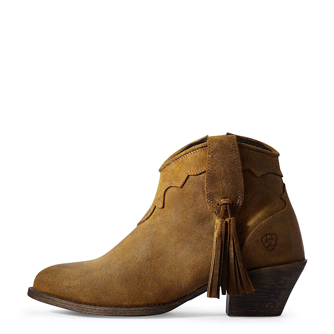 Ariat Womens Presley Western Boot Sepia