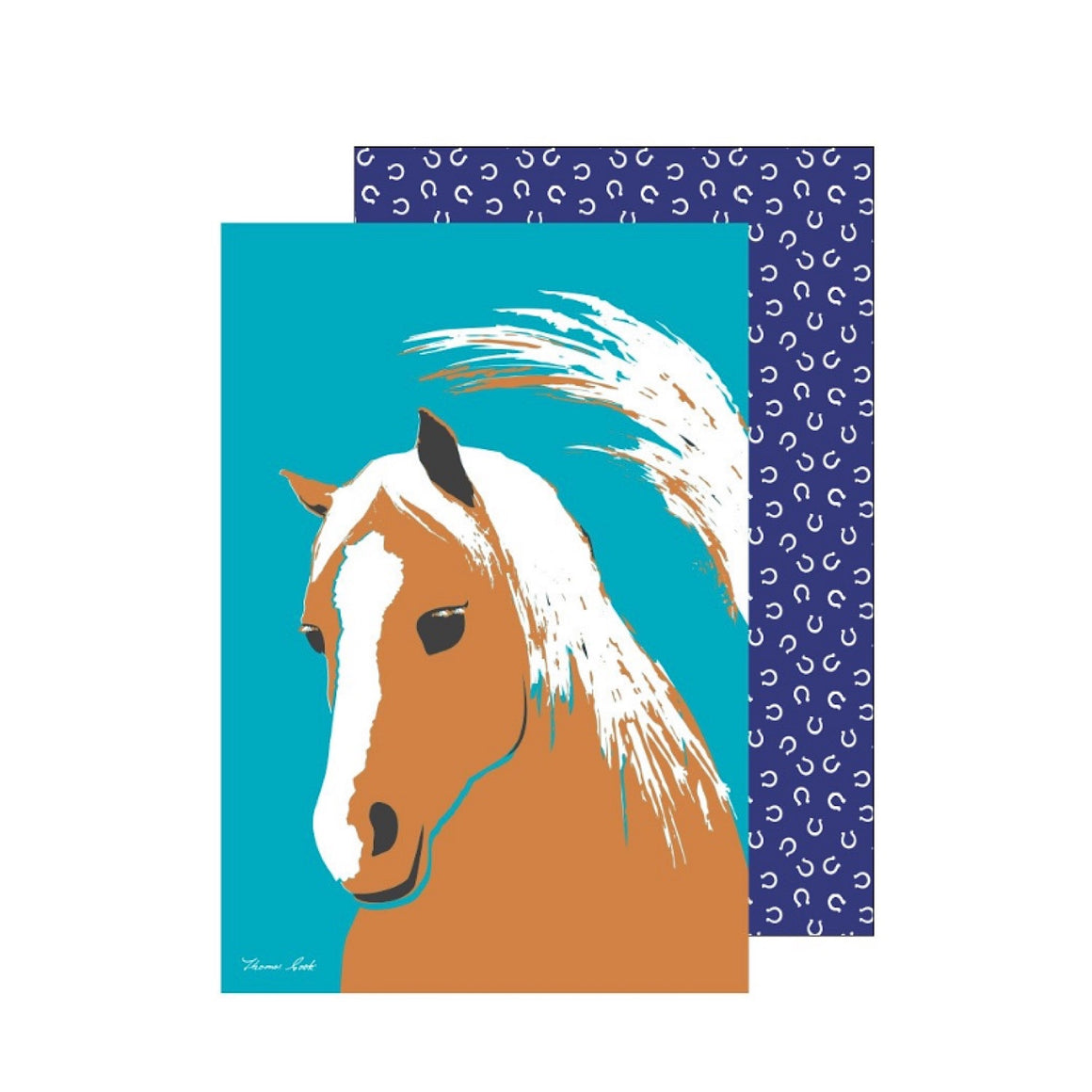 Thomas Cook Tea Towel Horse 2 Pack