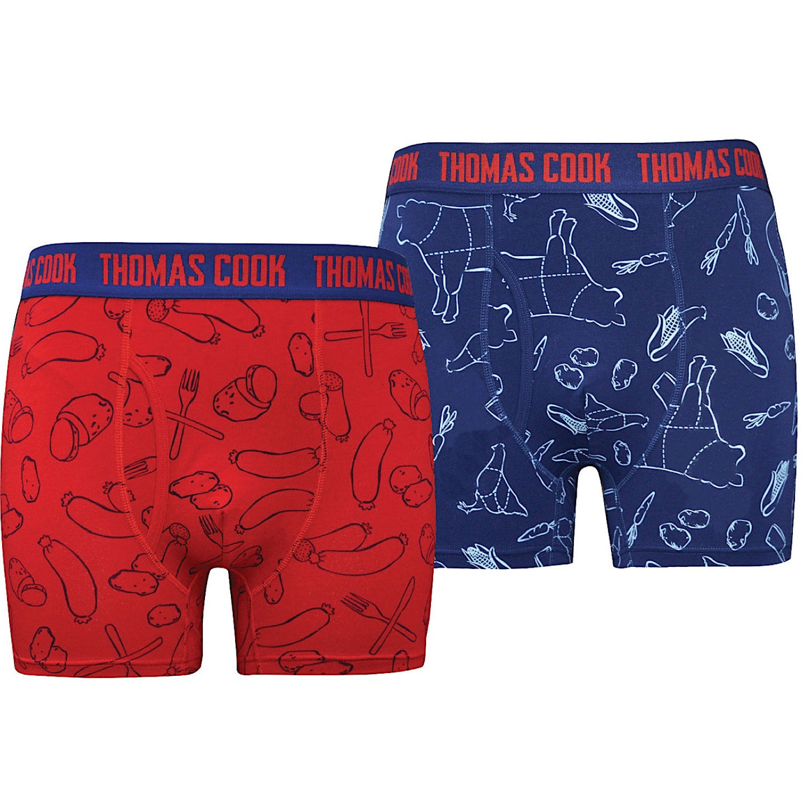 Thomas Cook Mens Precious Underwear Multi