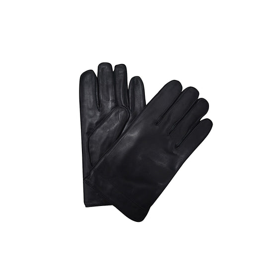 Thomas Cook Mens Leather Gloves Black