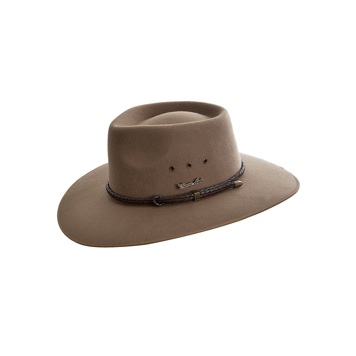 Thomas Cook Drover Hat Fawn