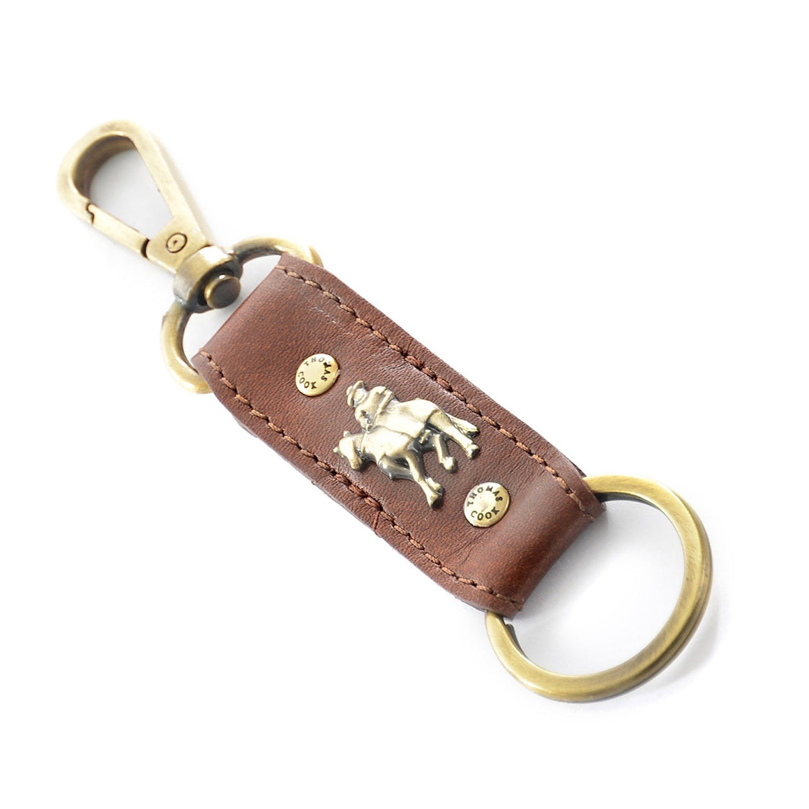 Thomas Cootamundra Horseman Key Ring