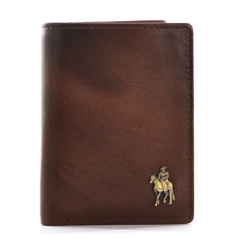 Thomas Cook Mens Cootamundra Trifold Wallet Tan