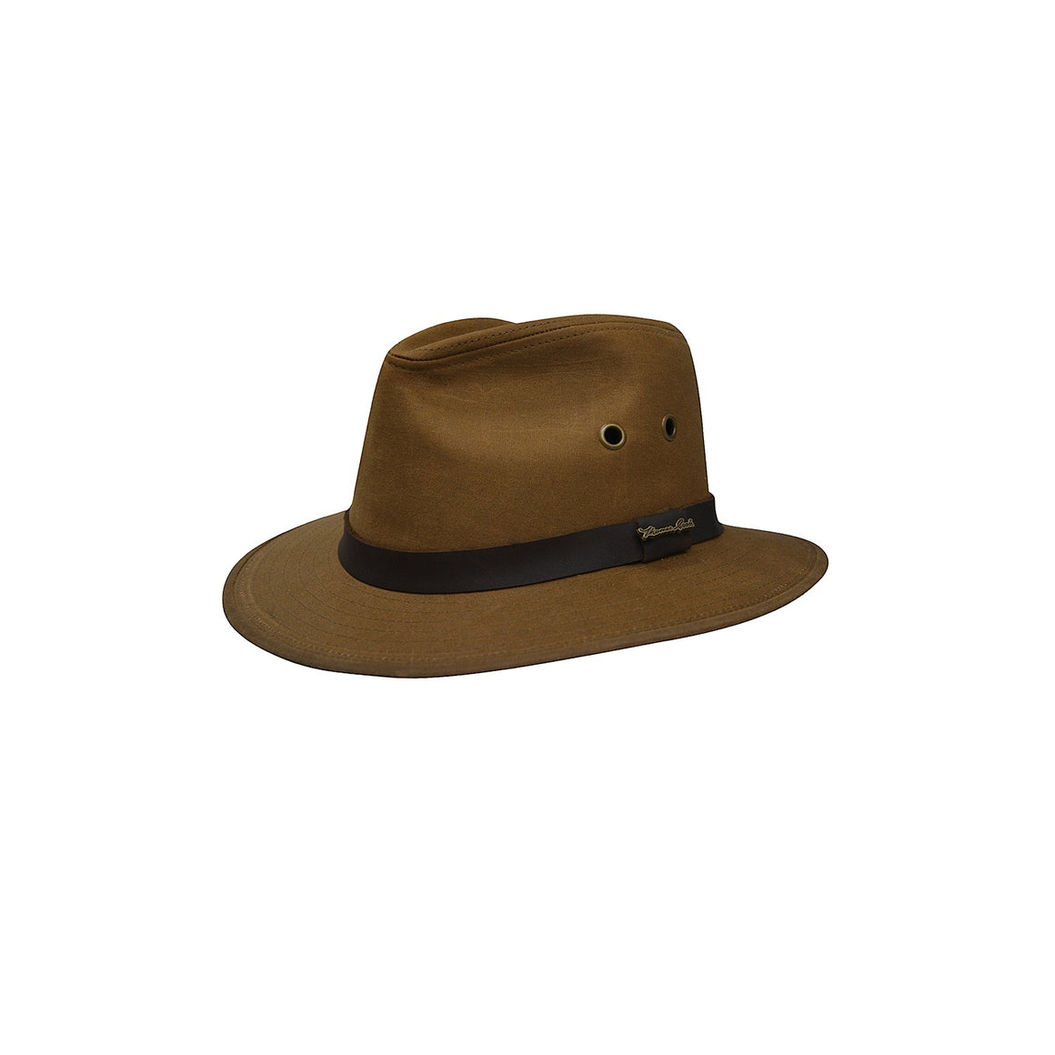 Thomas Cook Oilskin Hat Camel