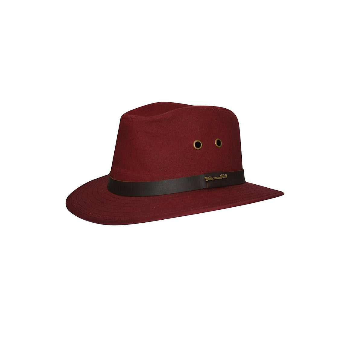 Thomas Cook Oilskin Hat Red