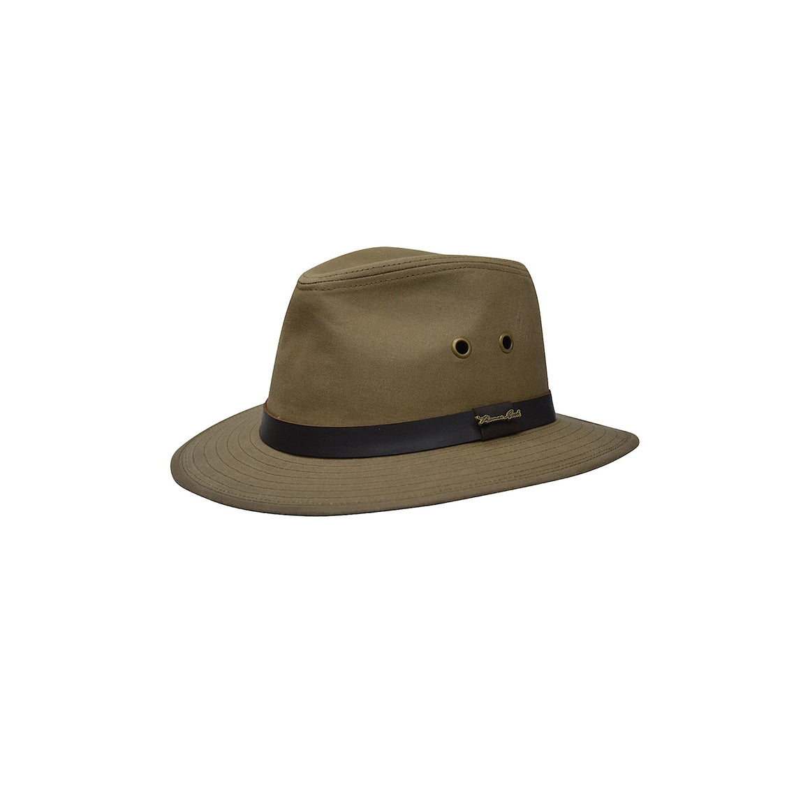 Thomas Cook Oilskin Hat Stone