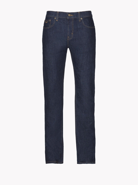 R.M.Williams Ramco Jeans Indigo Rinse Wash