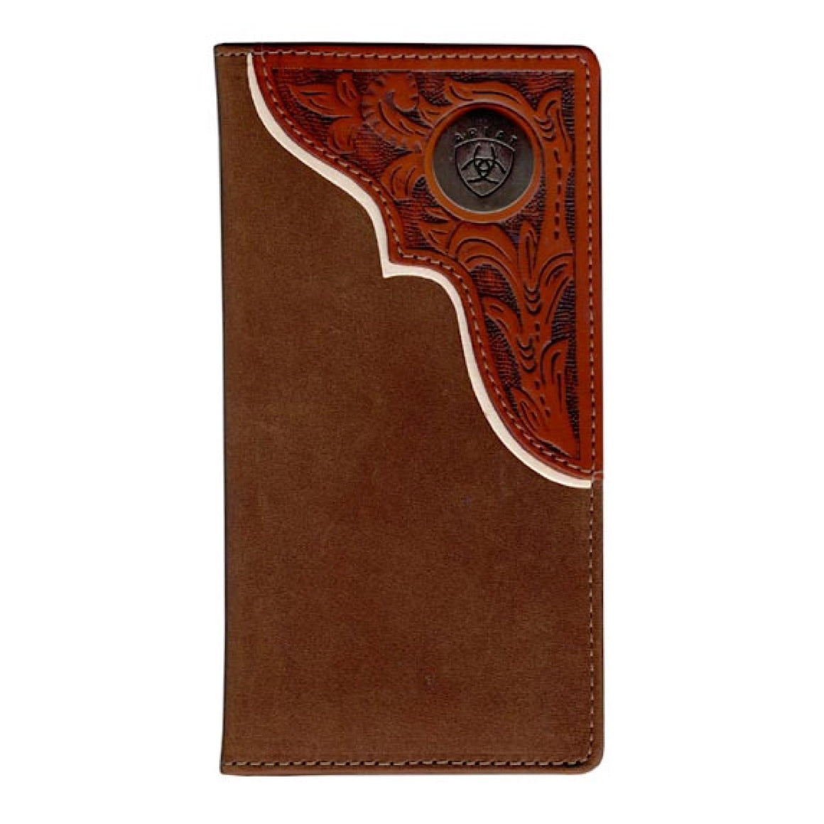 Rodeo Wallet Brown/Tan WLT1112A