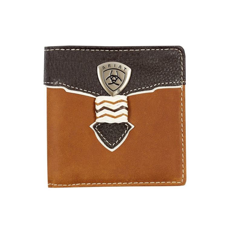 Bi Fold Wallet Brown WLT2109A