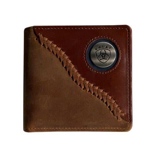 Bi Fold Wallet Brown WLT2113A