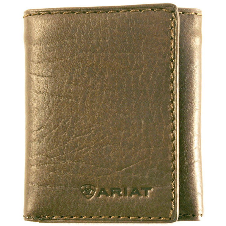 Tri fold Wallet Brown WLT3107A