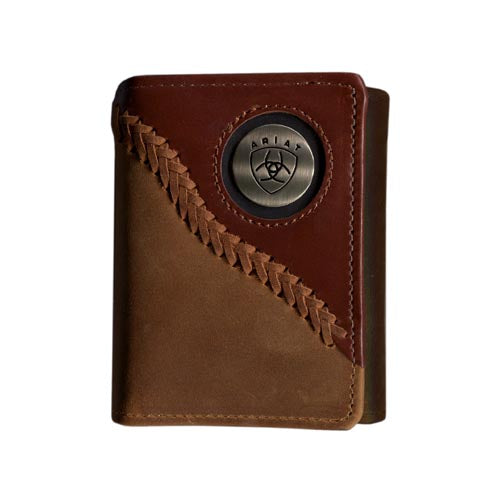 Tri fold Wallet Brown WLT3113A