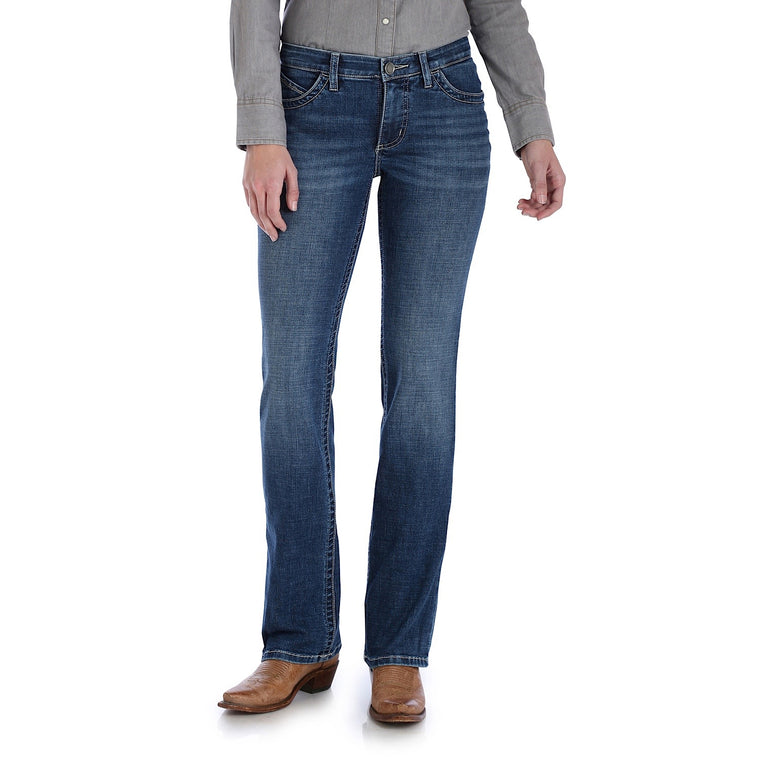 Wrangler Womens Ultimate Riding Jean - Willow - Davis