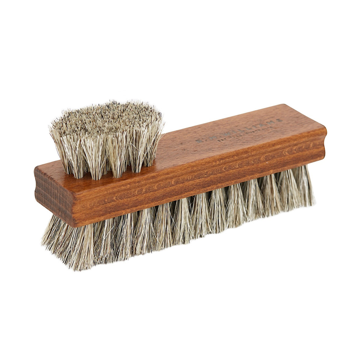 R.M.Williams Natural Double Sided Boot Polish Brush