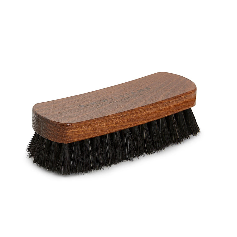 R.M.Williams Medium Boot Polish Brush Black Bristles AOM9YXE020100