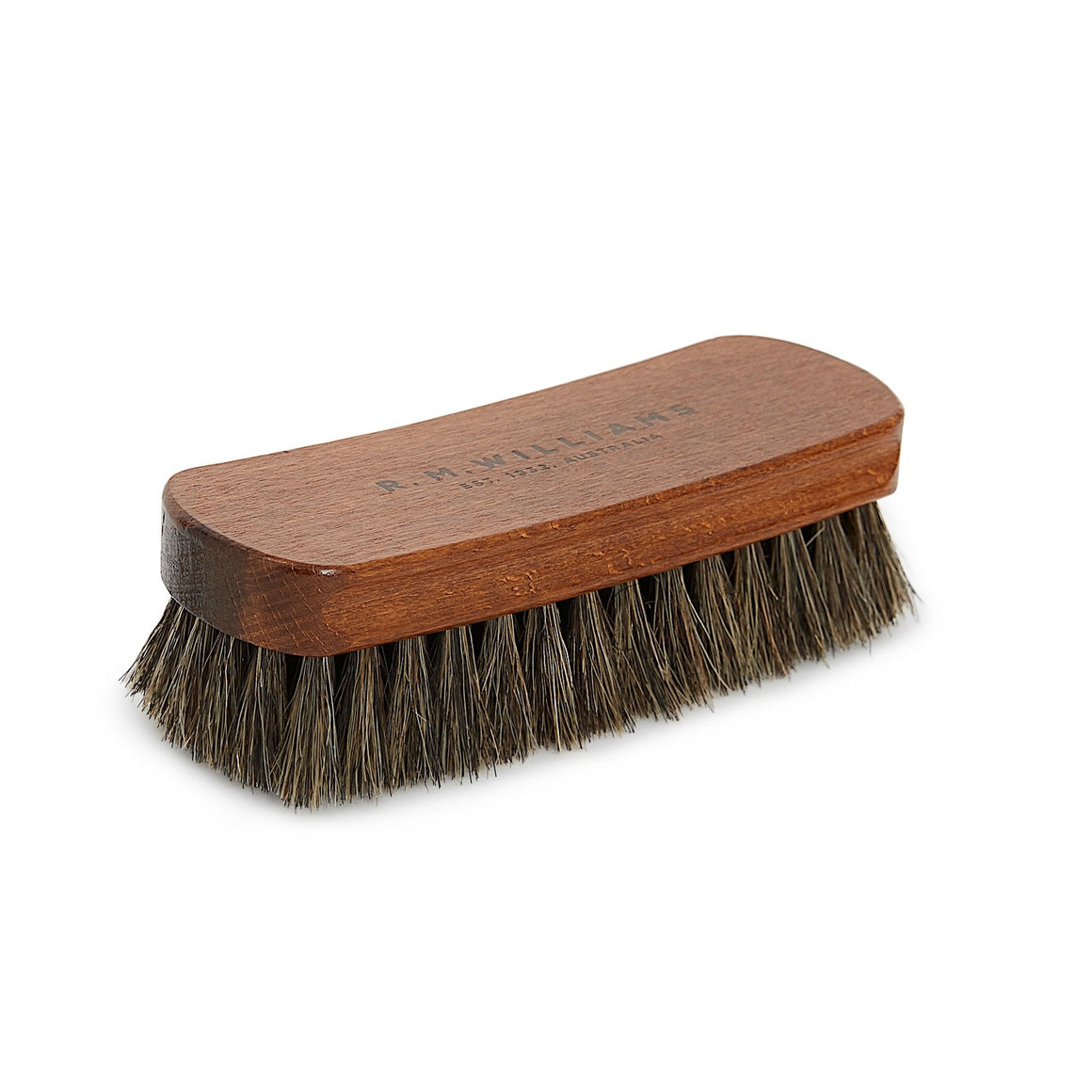 R.M.Williams Medium Boot Polish Brush Natural