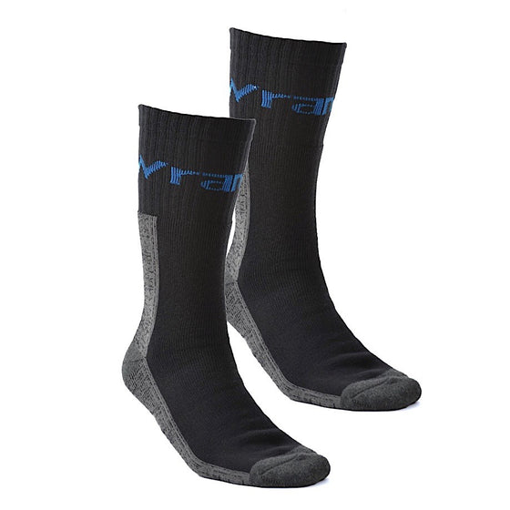 Wrangler Mens Hudson Socks Twin Pack Multi