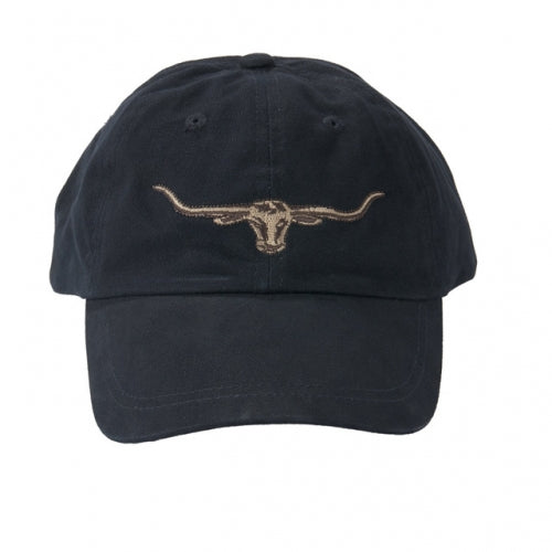 R.M.Williams Longhorn Cap Navy ^