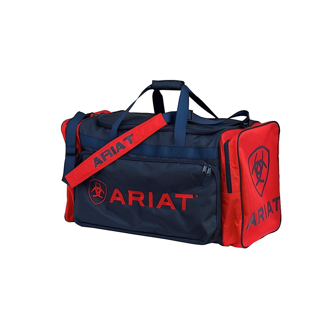 Ariat Junior Gear Bag Red/Navy