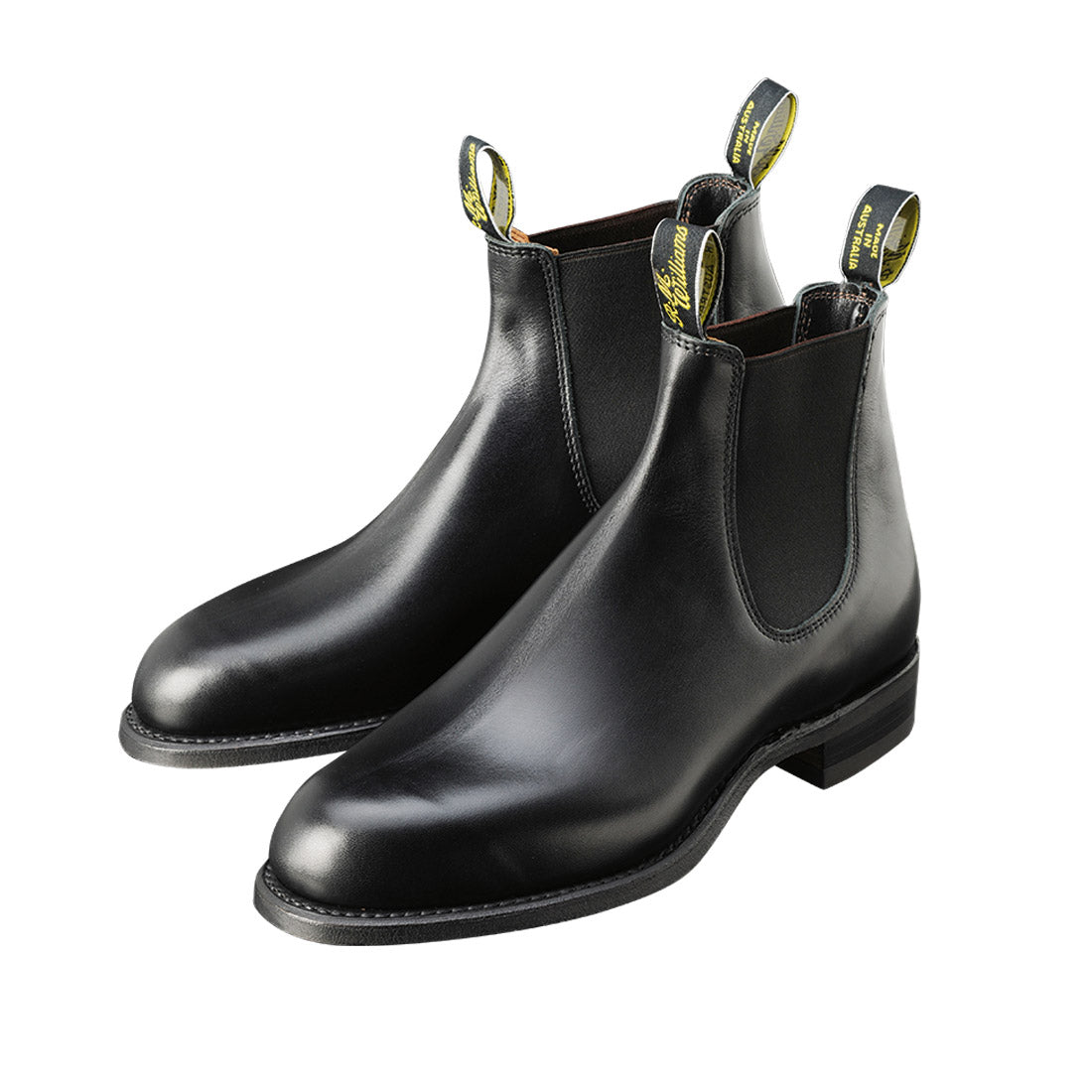 Classic Turnout Boot Black