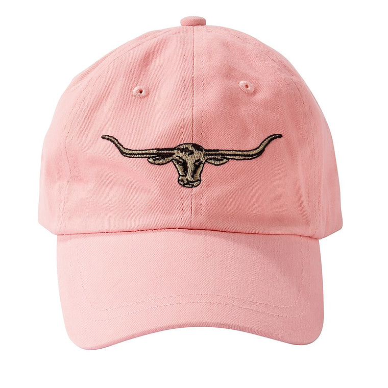 R.M.Williams Steers Head Logo Cap Pink