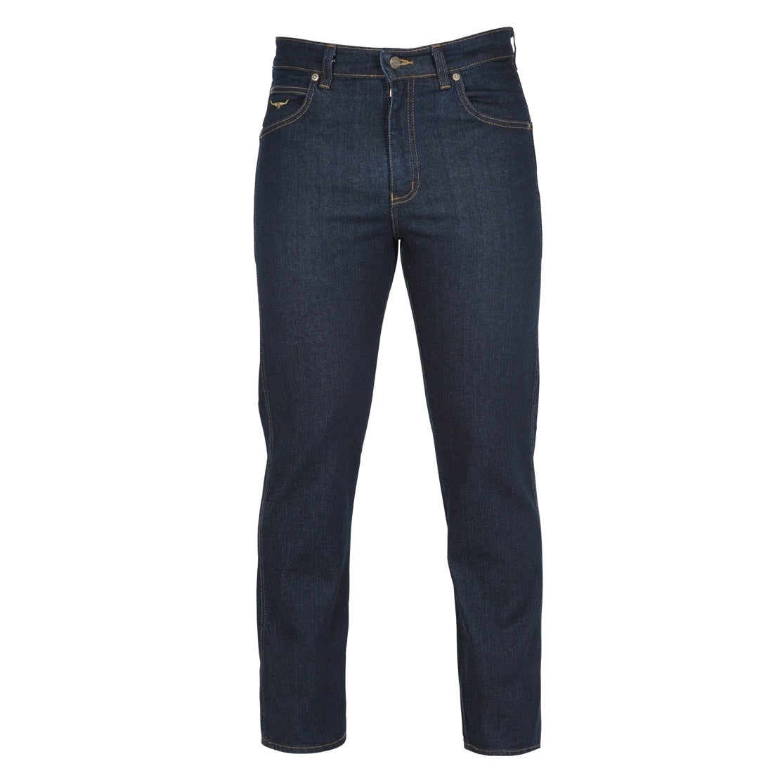 R.M.Williams  Stretch Linesman Slim Fit Jeans Indigo