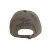 R.M.Williams Steers Head Logo Cap Silt