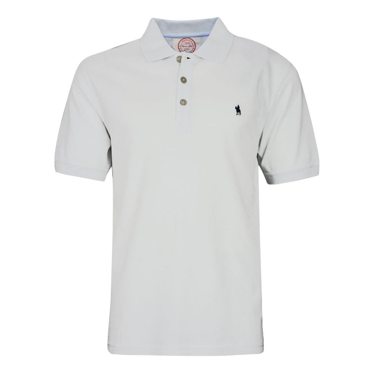 Thomas Cook Mens Tailored Polo White